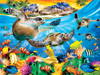 Tropics: Breaking Waves - 300pc EZ Grip Jigsaw Puzzle By Masterpieces