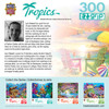 Tropics: Seaside Afternoon - 300pc EZ Grip Jigsaw Puzzle By Masterpieces
