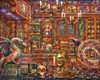 Magic Emporium - 500pc Jigsaw Puzzle By Springbok