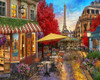 Evening in Paris - 1000pc Jigsaw Puzzle by Vermont Christmas Company