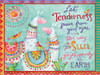 Tenderness - 500pc Jigsaw Puzzle by Lang