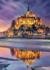 Earthpix: Mont Saint Michel, France - 500pc Jigsaw Puzzle by Buffalo Games