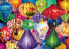 Asian Lanterns - 1000pc Jigsaw Puzzle by Eurographics