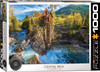 Crystal Mill - 1000pc Jigsaw Puzzle by Eurographics