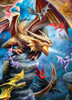 Stokes: Dragon Clan - 1000pc Jigsaw Puzzle by Eurographics