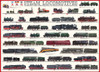 Eurographics Jigsaw Puzzles - Steam Locomotives