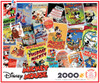 Disney: Mickey Mouse - 2000pc Jigsaw Puzzle by Ceaco