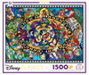 Disney: Classics II - 1500pc Jigsaw Puzzle by Ceaco