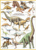Dinosaurs Jigsaw Puzzles for Kids - Dinosaurs Jurassic