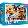Selfies: Goofy Grins - 200pc Jigsaw Puzzle by Masterpieces