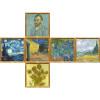 Van Gogh 3x3 Art Puzzle Cube by V-CUBE