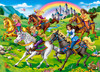 Princess Horse Ride - 260pc Jigsaw Puzzle By Castorland
