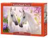Romantic Horses - 1000pc Jigsaw Puzzle By Castorland
