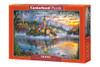 Fall Splendor - 3000pc Jigsaw Puzzle By Castorland