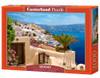Santorini, Greece - 2000pc Jigsaw Puzzle By Castorland