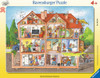 Inside the House - 30pc Puzzle in a Frame by Ravensburger