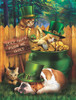 Stealin' Me Gold - 300pc Jigsaw Puzzle By Sunsout