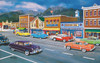 Main Street of Memories - 550pc Jigsaw Puzzle By Sunsout
