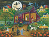 Ho Down Barn Dance - 500pc Jigsaw Puzzle By Sunsout