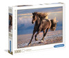 Free Horse - 1000pc Jigsaw Puzzle by Clementoni