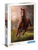 The Horse - 1500pc Jigsaw Puzzle by Clementoni