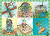 Patterson: Kitten Trouble - 100pc Jigsaw Puzzle by Eurographics