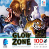 Charging Animals - 100pc Glow-in-the-Dark Jigsaw Puzzle by Ceaco