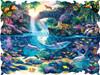 Beautiful Borders: Jungle Paradise - 750pc Jigsaw Puzzle by Lafayette Puzzle Factory