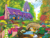 Kodak: Dream Cottage Retreat - 550pc Jigsaw Puzzle by Lafayette Puzzle Factory
