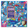 Below the Surface - 1000pc Square Jigsaw Puzzle by eeBoo