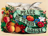 Peace Be to this House - 500pc Foil Jigsaw Puzzle by eeBoo