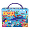 Sea Life - 20pc Jigsaw Puzzle by eeBoo