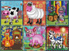 The Fun Farm - 300pc Large Format Jigsaw Puzzle by JaCaRou