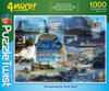 Driving Along the North Shore - 1000pc Jigsaw Puzzle by PuzzleTwist