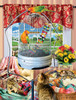 Bird Cage - 300pc Jigsaw Puzzle By Sunsout