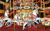 Carousel at the Fair - 550pc Jigsaw Puzzle By Sunsout