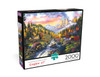 Engine 47 - 2000pc Jigsaw Puzzle by Buffalo Games