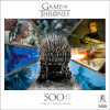 Game of Thrones: For the Throne - 500pc Jigsaw Puzzle by Buffalo Games