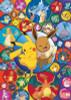 Pokemon: Pikachu & Eevee Series 3 Bubble - 500pc Jigsaw Puzzle by Buffalo Games