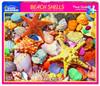Beach Shells - 500pc Jigsaw Puzzle By White Mountain