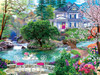 Waterside Tea - 1000pc Jigsaw Puzzle By Sunsout