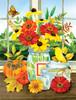 Autumn Jars - 300pc Large Format Jigsaw Puzzle By Sunsout