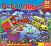 Name all the vehicles - 24pc Jigsaw Puzzle by Masterpieces