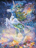 Josephine Wall: Soul of a Unicorn (Glitter Edition) - 1000pc Jigsaw Puzzle By Buffalo Games