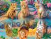 Kitten Dreams - 750pc Jigsaw Puzzle by Buffalo Games