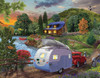 Campers Coming Home - 500pc Jigsaw Puzzle By Sunsout
