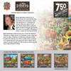 A Plentiful Season - 750pc Jigsaw Puzzle by Masterpieces