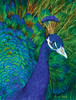 Peacock - 1000pc Jigsaw Puzzle By Sunsout