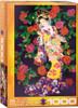 Tsubaki by Haruyo Morita - 1000pc Jigsaw Puzzle by Eurographics