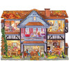 Autumn Country House - 1000pc Shaped Jigsaw Puzzle By Sunsout